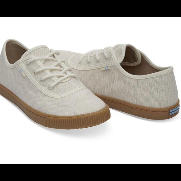 Birch Womens Carmel Sneakers Topanga 55
